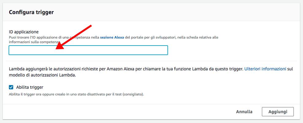 AWS Amazon Web Services - Lambda - Trigger