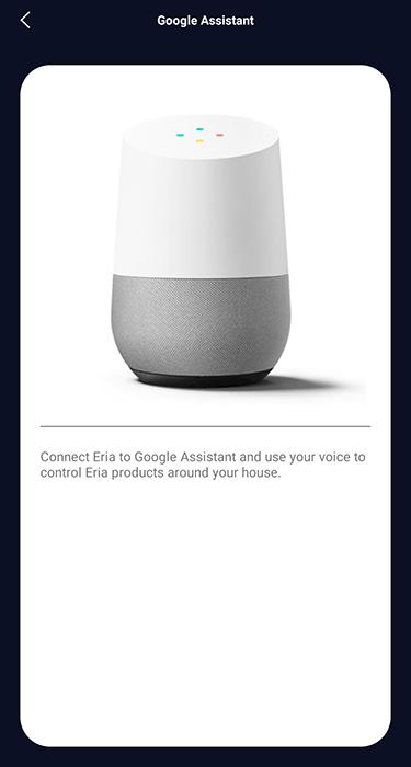 AduroSmart ERIA - Google Home