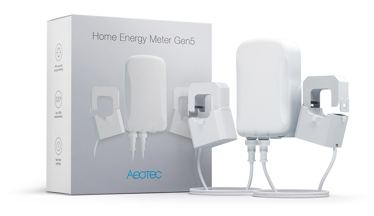 Aeotec - Home Energy Meter - packaging