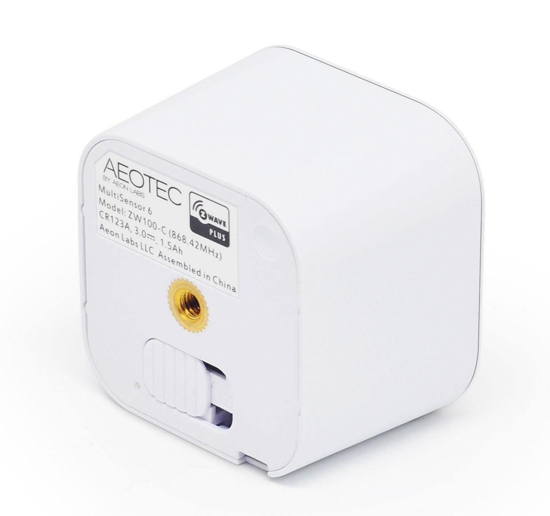 Aeotec Multisensor Gen6 - Back