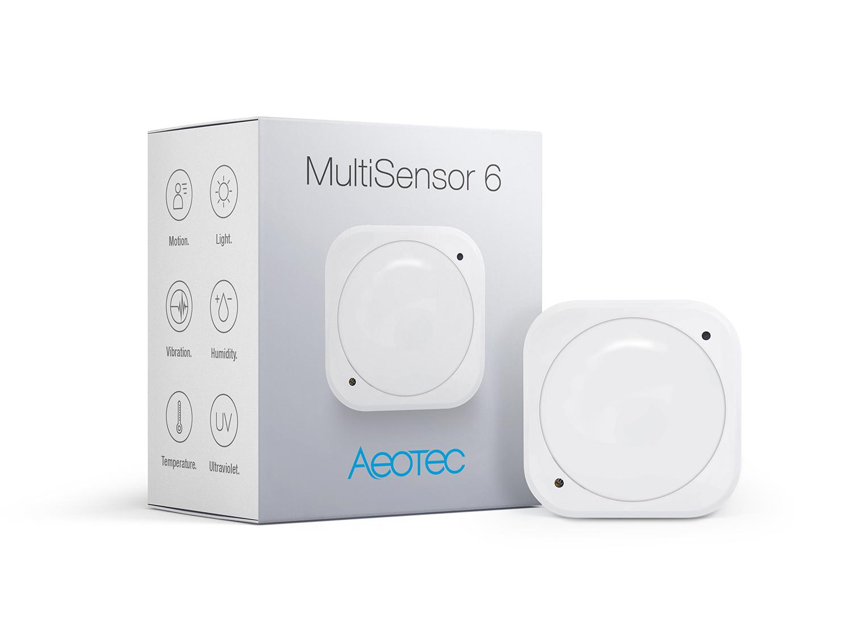 Aeotec Multisensor Gen6 - Package
