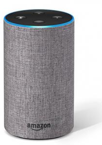 Amazon Echo - Colore grigio mélange