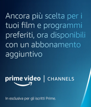Amazon Prime Video - Channels