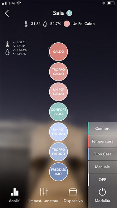 Ambi Climate - App