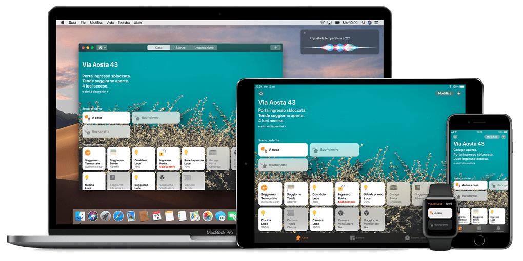 Apple HomeKit 2019