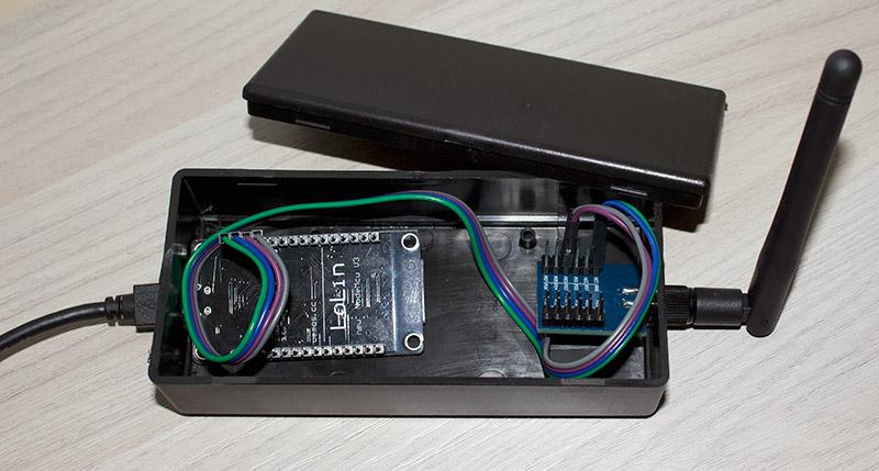 BRIDGE:Gateway ZigBee - NodeMCU e CC2531 - Aperto
