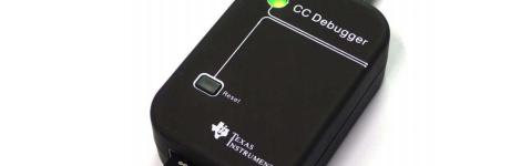 Riprogrammare il firmware del modulo seriale CC2530 via CC Debugger