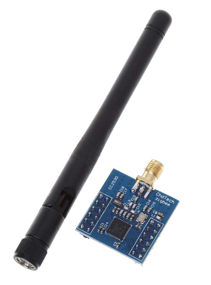 CC2530 - Con antenna