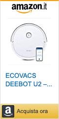 ECOVACS DEEBOT OZMO U2 - BoA
