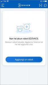 ECOVACS HOME - Installazione - 1