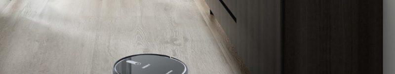 """Linea: ECOVACS robot per la pulizia domestica """"DEEBOT"""""""