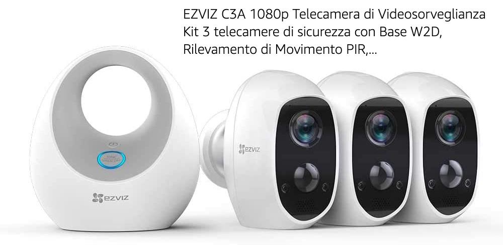 EZVIZ C3A Kit 3