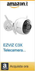 EZVIZ C3X - BoA