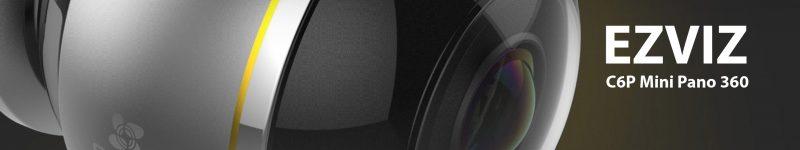 """Recensione: EZVIZ C6P """"Mini Pano 360"""""""