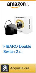 FIBARO Double Switch 2 - BoA