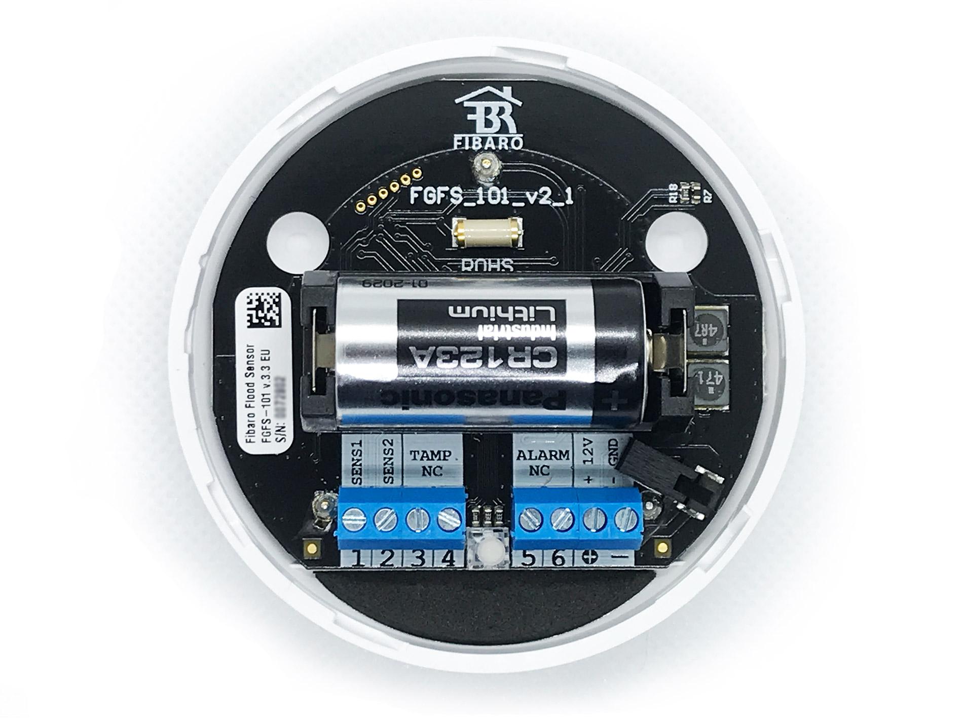FIBARO Flood Sensor Z-Wave - Interno