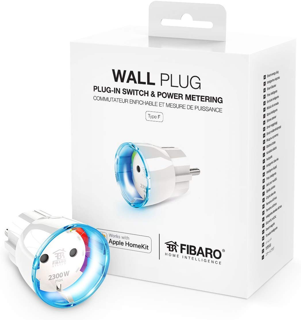 FIBARO Wall Plug - Package