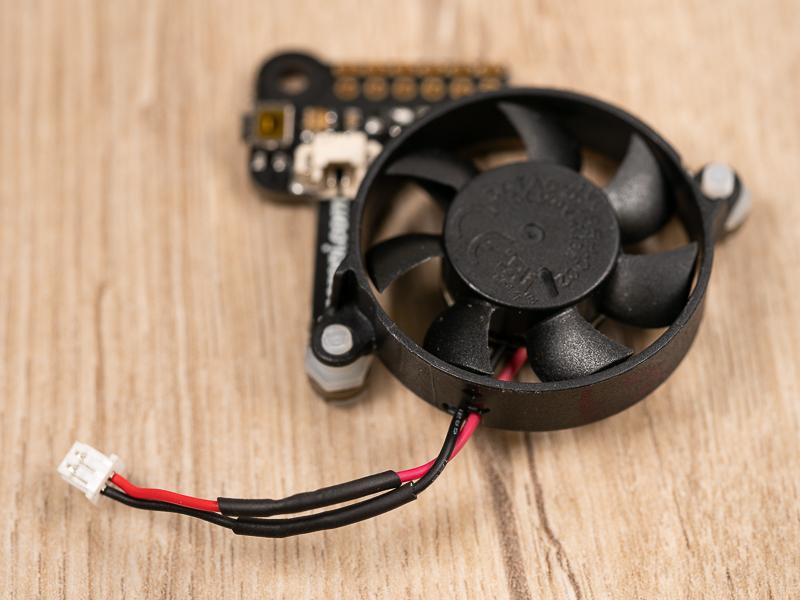 Fan Shim installazione - 3