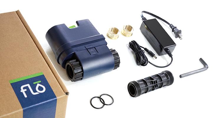Flo Water Monitor - contenuto della confezione