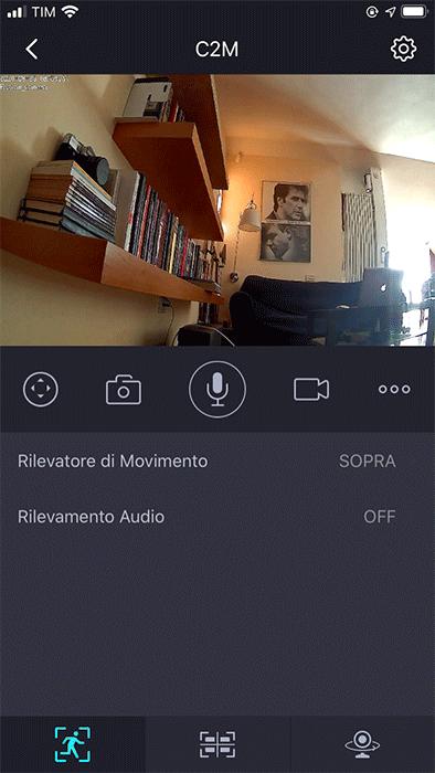 Foscam app - C2M - Dettagli