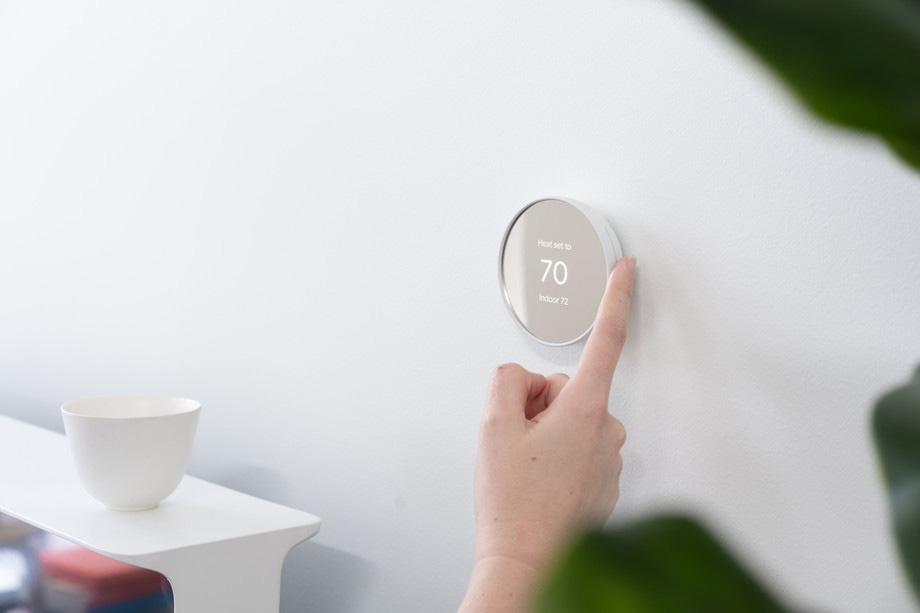 Google Nest Thermostat - Muro