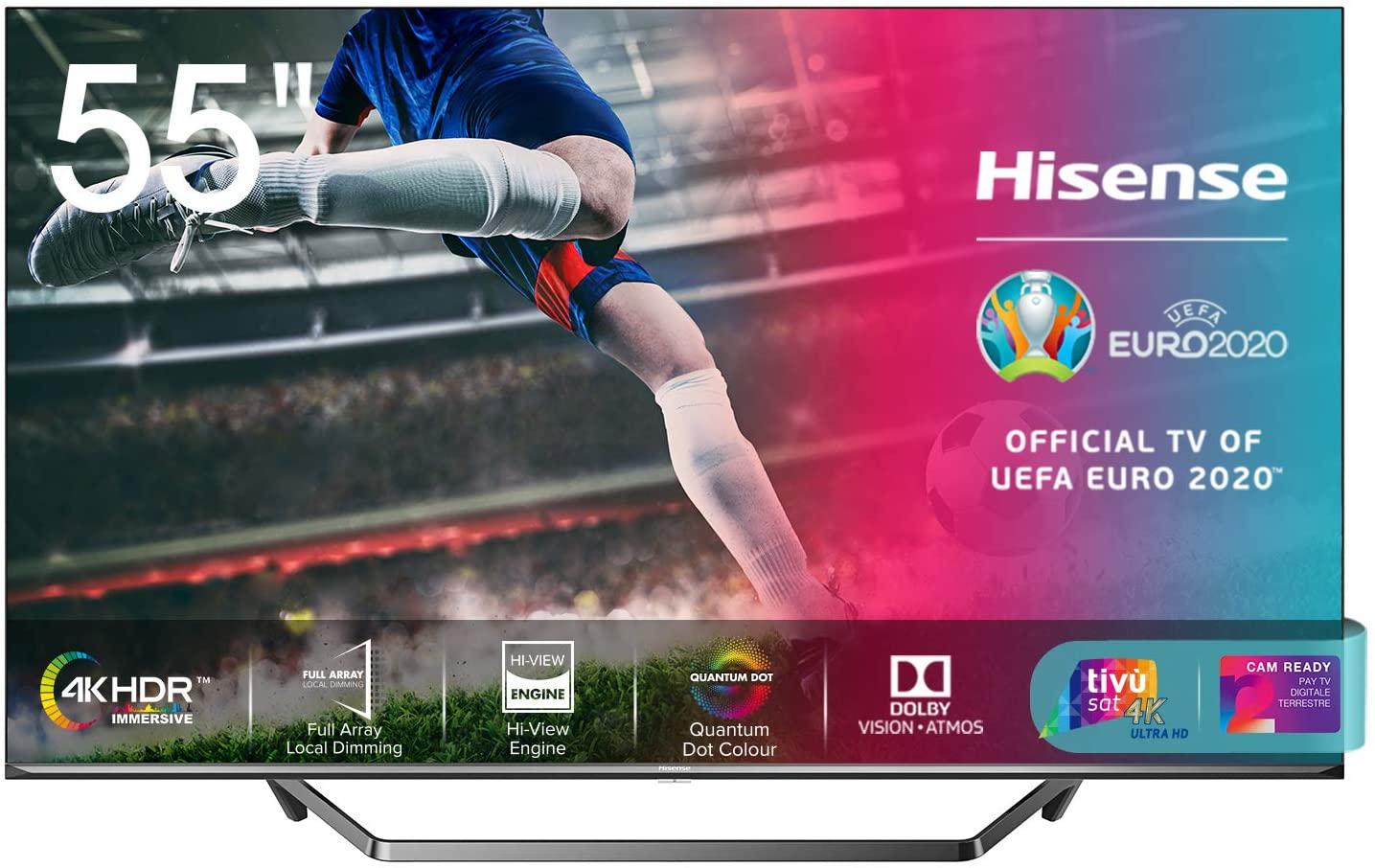 Hisense 55U71QF Smart TV