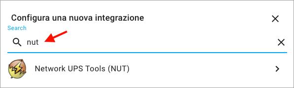 Home Assistant - Network UPS Tools - Integrazione - 1