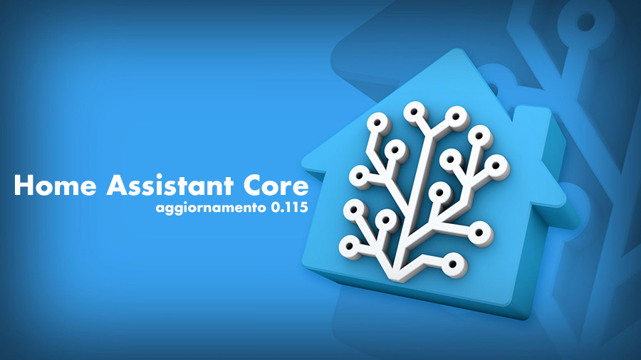 Home Assistant 0.115