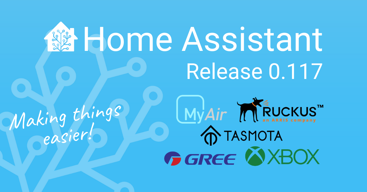 Home Assistant 0.117
