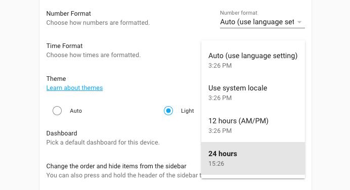 Home Assistant 2021.6 - Formattazione date e orari