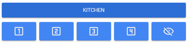 Home Assistant - Button Card - Vertical Stack