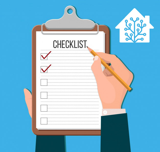 Home Assistant - Checklist