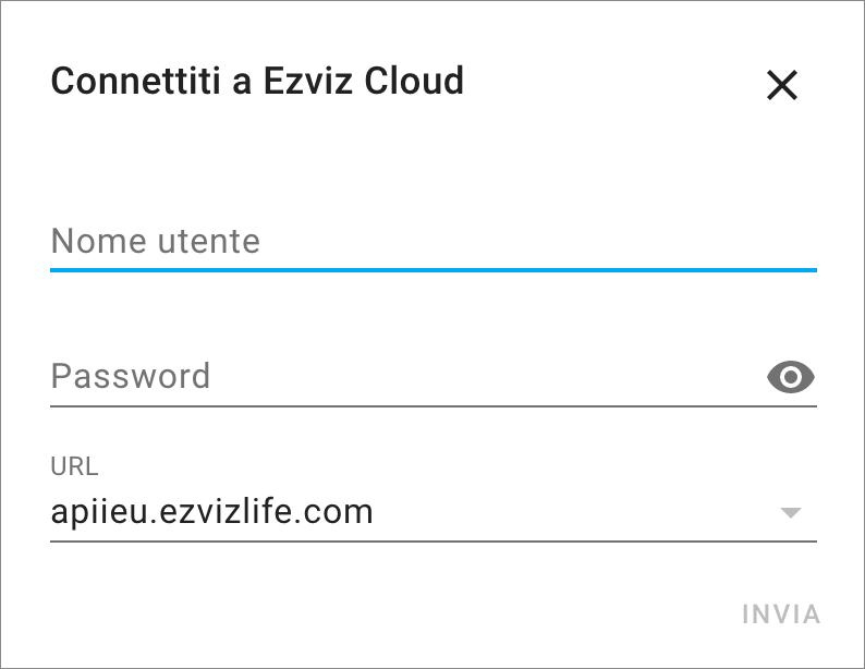 Home Assistant - EZVIZ - 1