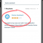 Home Assistant - Integrazione Amazon Alexa - 3
