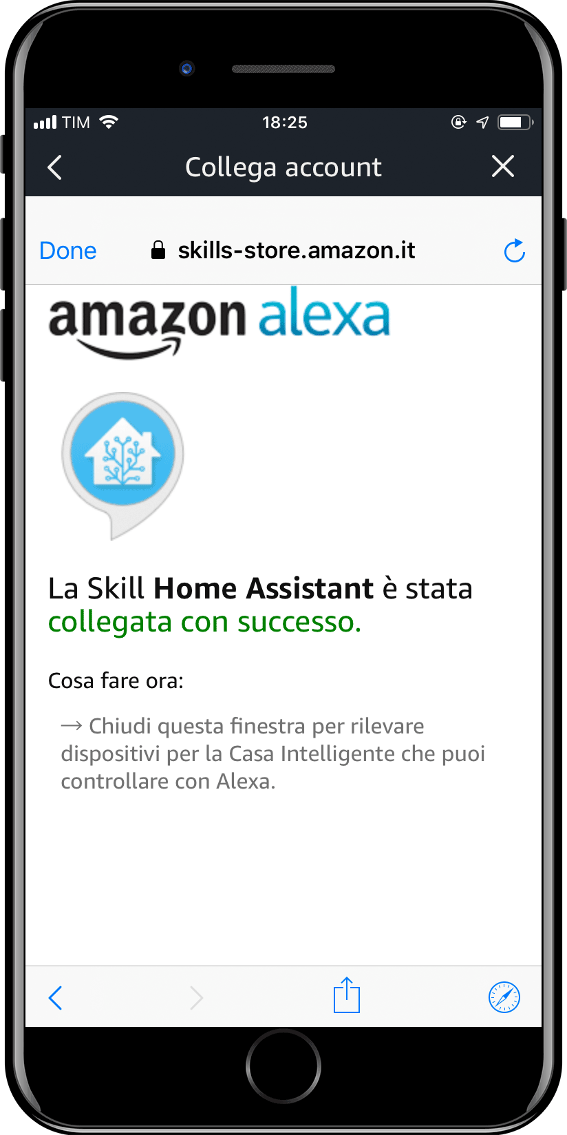 Home Assistant - Integrazione Amazon Alexa - 6