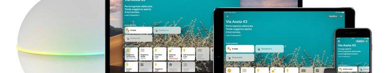 Controllare la domotica Homey con Apple HomeKit e Siri