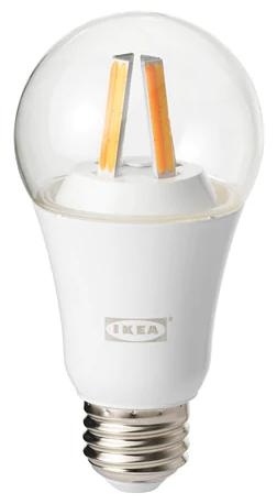 IKEA TRÅDFRI - Nuova lampadina filamento LED