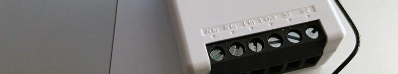 Riprogrammare un ITEAD Sonoff usando la modalità DIY via OTA