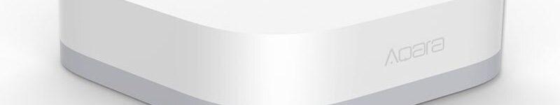 LUMI Aqara – Single Switch (Pulsante wireless)