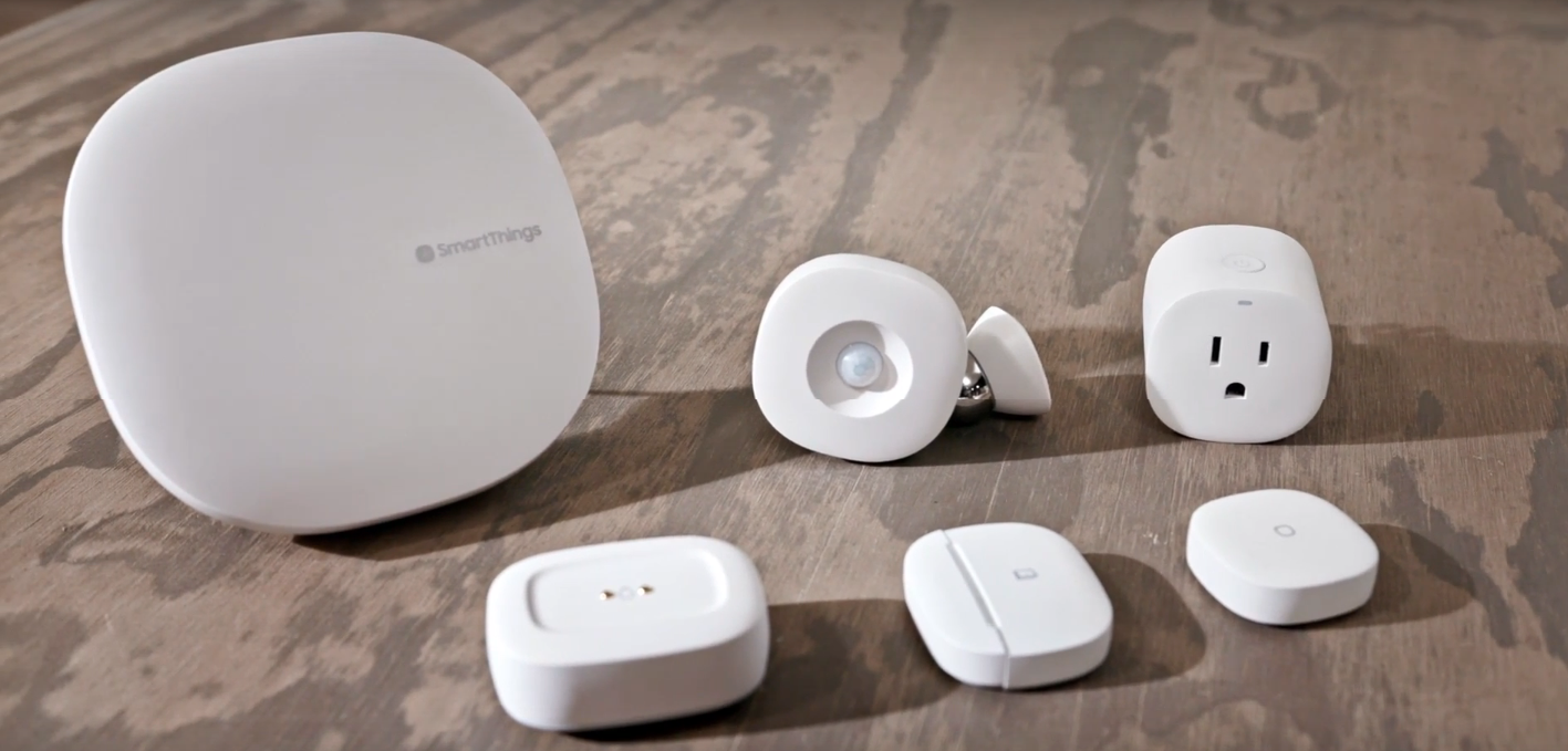 Linea Samsung SmartThings