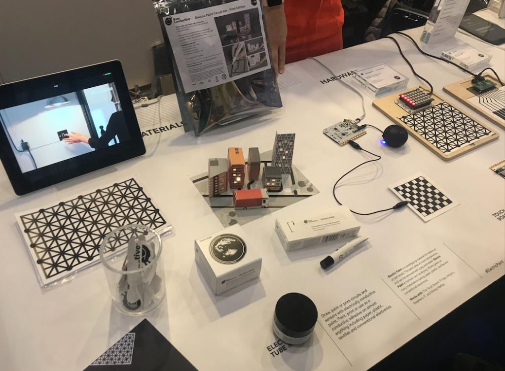 Maker Faire 2018 - Bare Conductive