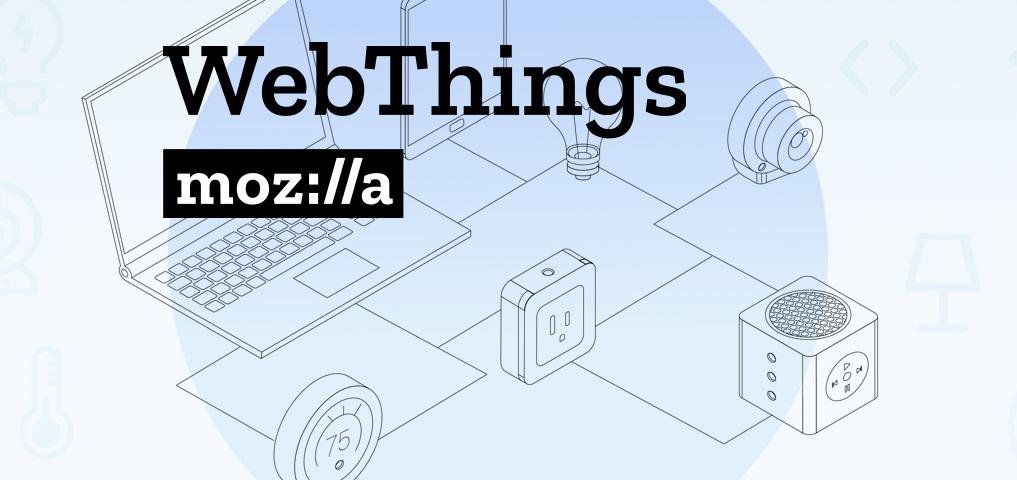 Mozilla IoT WebThings - Logo