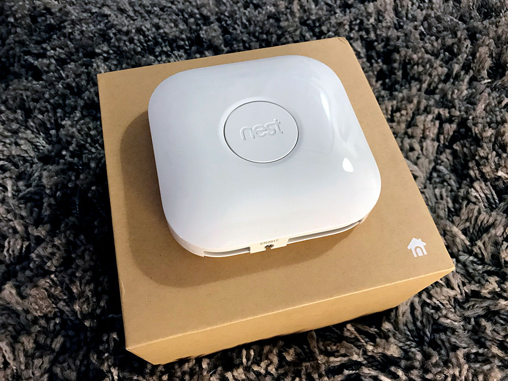 NEST Learning Thermostat V3 - Heat Box