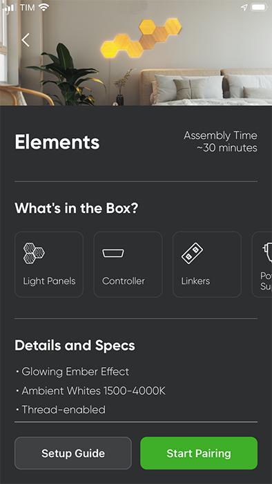Nanoleaf Elements - Installazione - 2
