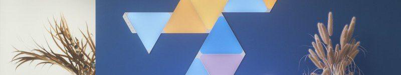 Nanoleaf lancia i triangoli e svela un dettaglio che libera la fantasia