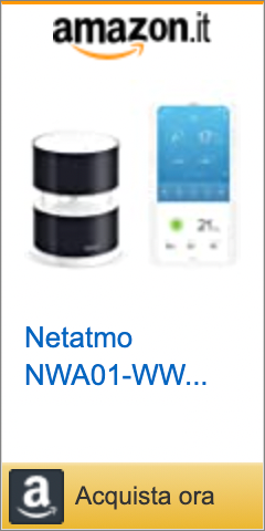 Netatmo Anemometro Wireless - BoA