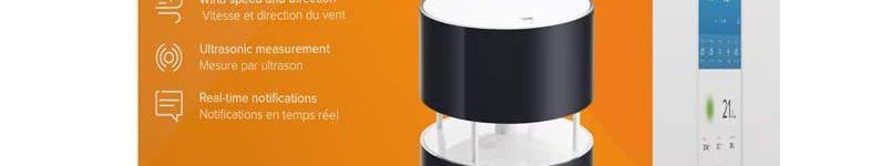 Recensione: Netatmo Anemometro Wireless