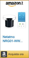 Netatmo Pluviometro Wireless - BoA