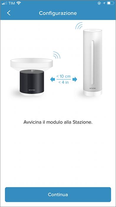 Netatmo Pluviometro Wireless - Installazione - 2