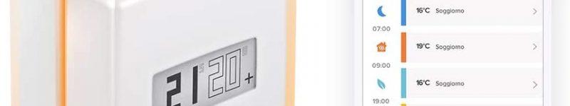 SUPER PROMO: Il termostato intelligente Netatmo quasi a metà prezzo, su Amazon!